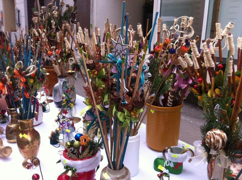 Mai multe locuri destinate comerțului cu produse specifice Sărbătorii de Moș Nicolae