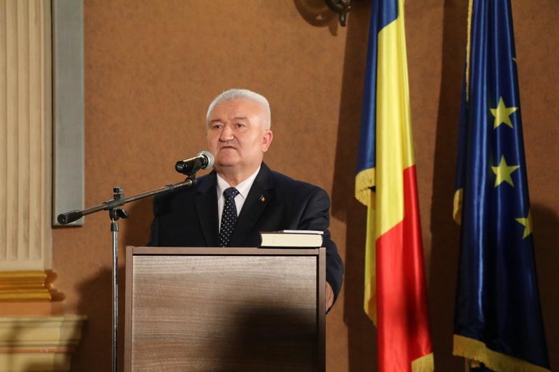 Gheorghe Stoian instalat oficial în funcția de prefect