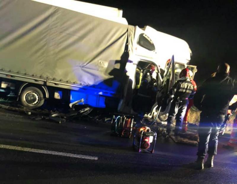 Breaking news| Accident mortal pe DN 7!