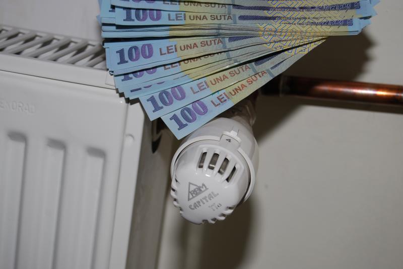 Subvenţii pentru căldură şi apă caldă