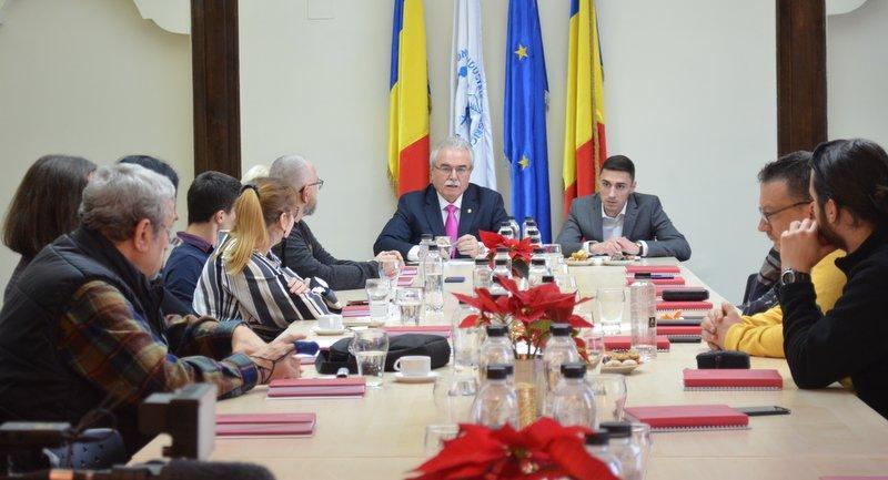 Camera de Comerț, Industrie și Agricultură Arad la ora bilanțului