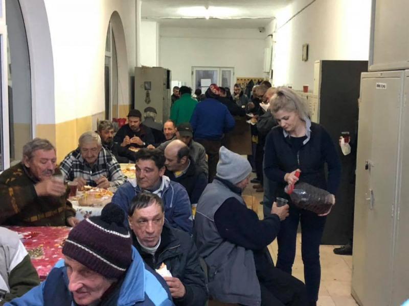 Adăpostul de Noapte, în sprijinul persoanelor de pe străzi