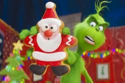 """Animația """"Grinch. Cine ne-a furat Crăciunul"""", la cinematograful din Grădiște"""