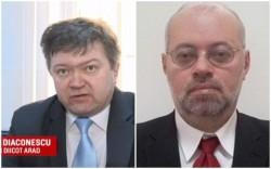 Doi magistrați arădeni eliberați din funcție de președintele Iohannis