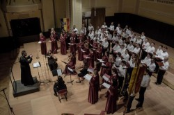 Concert de colinde la Palatul Cultural
