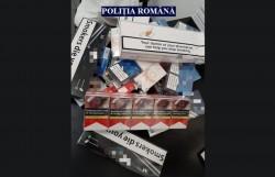 Trei femei, cercetate pentru contrabandă cu țigări în Vlaicu