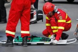 Fetiță de 10 ani GRAV accidentată în Sânnicolau Mic. AFLĂ care este starea fetiței
