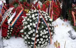 Eroul martir Tóth Sándor, comemorat la Arad
