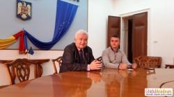 Ciprian Burcă este noul director al Cancelariei Prefecturii Arad