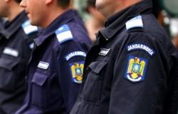 Sărbători în siguranță alături de jandarmii arădeni