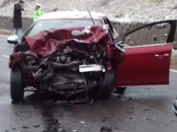 O altă TRAGEDIE a avut loc pe o șosea din România. Mama și fiul de 5 ani morți în accident