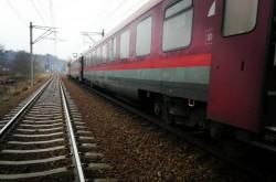 Trafic feroviar blocat în Timiş în urma unui accident