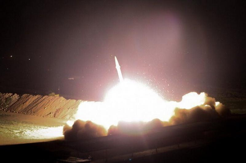 Iranul a atac cu rachete două baze folosite de americani în Irak