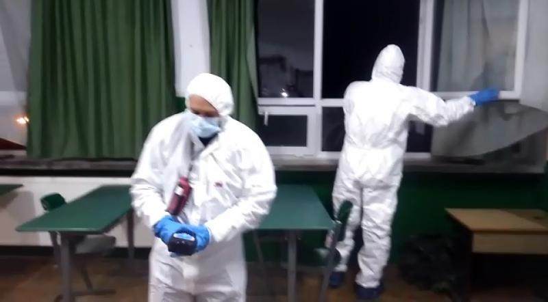 VIDEO| Alertă la Liceul German din Arad! Suspiciuni de INTOXICAȚII în urma unei deratizări