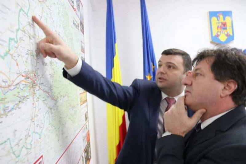 Tandemul liberal la alegerile locale: Bîlcea la Primăria Arad şi Cionca la Consiliul Judeţean