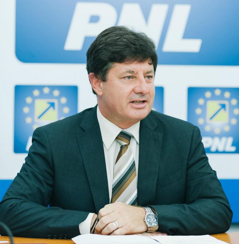Iustin Cionca, susținut de întregul Consiliu Director al PNL Arad pentru un nou mandat de președinte al Consiliului Județean Arad