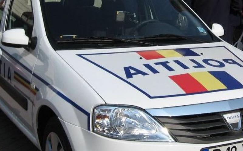 Trafic blocat pe raza localității Mândruloc în urma unui ACCIDENT rutier