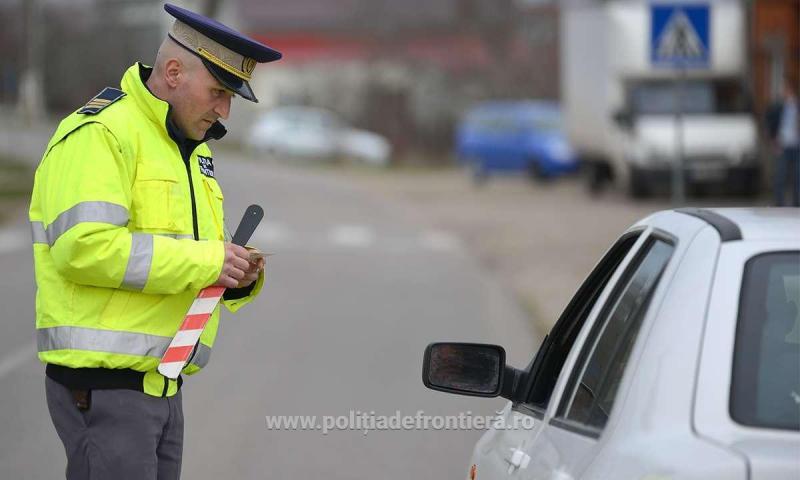 De azi intră în vigoare modificările şi completările la O.U.G. 104/2001 privind organizarea şi funcţionarea Poliţiei de Frontieră Române