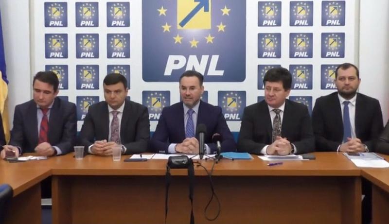 Liberalii arădeni şi-au definitivat listele pentru Parlamentul României