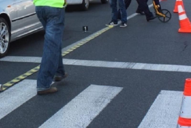 Copil lovit pe trecerea de pietoni în Vladimirescu! Șoferul vinovat a fugit de la locul faptei
