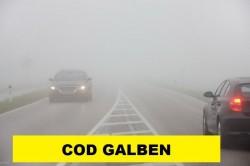 Alertă ANM: Cod galben de vreme severă imediată în județul Arad!