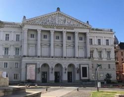 Bîlcea: S-a semnat contractul pentru reabilitarea faţadei Teatrului