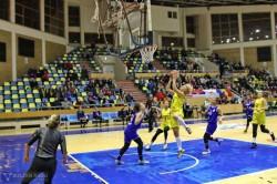 FCC Baschet Arad a făcut spectacol cu ACS KSE Tg. Secuiesc  în primul meci al anului