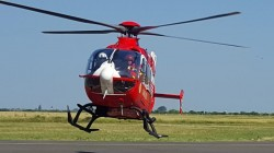 Elicopterele SMURD din țară cât și cel din Arad vor zbura și noaptea