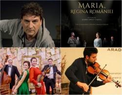 Ziua Culturii Naționale, la Arad - Poezie, muzică, expoziție și film
