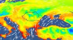 NU mai avem IARNĂ ! Val de aer tropical peste România