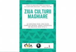 """Ziua Culturii Maghiare"" la Muzeul de Istorie"