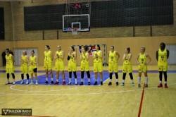 Succes fără problem pentru fetele de la FCC în faţa  oaspetelor de la U.Cluj-Napoca