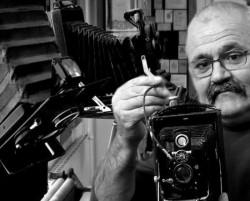 S-a stins cunoscutul fotograf arădean Gheorghe Budiu!
