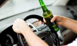 Două accidente cauzate de consumul alcoolului la volan!