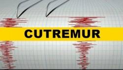CUTREMUR cu magnitudinea de 5,2 pe scara Richter în România