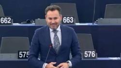 """Falcă: """"Cu regret am votat ratificarea retragerii Marii Britanii și Irlandei de Nord din U.E."""""""
