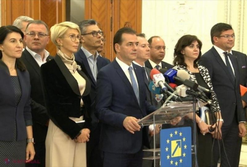 Premierul Orban a depus în parlament program de guvernare. Vezi care este componenţa noului cabinet Orban II