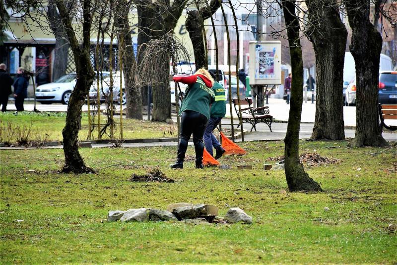 Începe curățenia de primăvară în municipiu