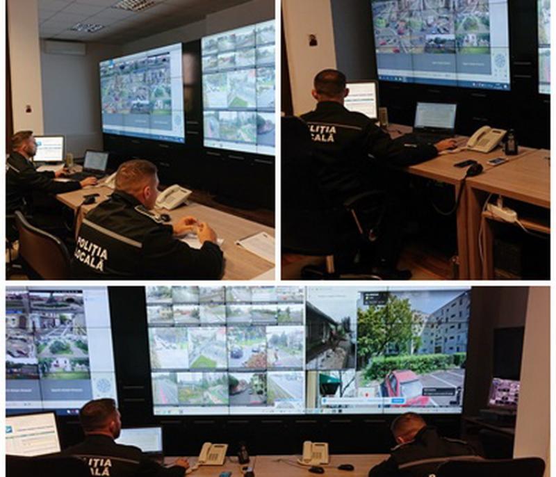 Primăria Arad intenționează să extindă sistemul de supraveghere video a orașului