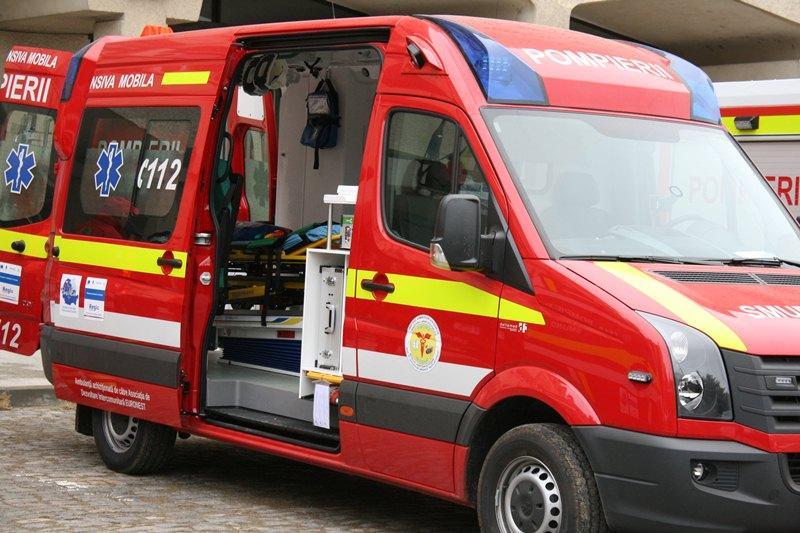 Ambulanță pentru SMURD Nădlac