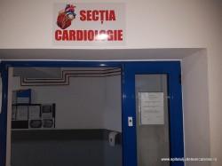 Undă verde pentru proiectul de modernizare și dotare a secției Cardiologie