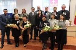 Capitala voluntariatului se mută la Arad
