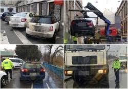Poliția Locală anunță: dirijare trafic, amenzi și mașini abandonate