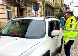 Polițiștii arădeni au reținut 5 permise de conducere, într-o singură zi
