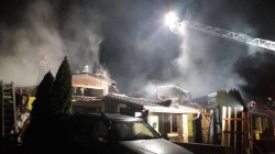 Un nou incendiu în Cartierul Verde joi noaptea! 6 apartamente afectate!