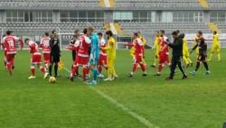 Victorie în cel mai tare amical al iernii: UTA - Arsenal Tula 2-0