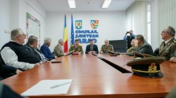 Protocol de colaborare cu filialele arădene ale Asociaţiei Naţionale a Cadrelor Militare în Rezervă