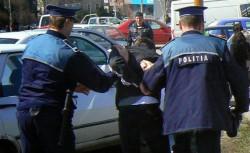 Hoț din Pâncota prins de polițiști