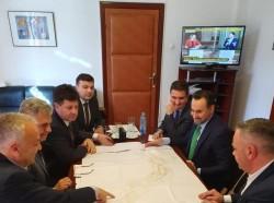 """Gheorghe Falcă: """"Deblocăm proiectele obstrucționate de către PSD!"""""""