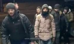 Douăzeci şi cinci de cetăţeni sirieni dintre care şapte minori prinşi la granite cu Ungaria